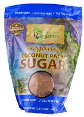 Organic Coconut Palm Sugar (6/1 LB)