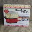Hamilton Hot Oil Popcorn Popper