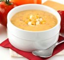 Cheesy Potato Soup with Bacon Flavor (15 LB)