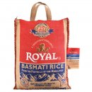 Basmati Rice, White (20 LB)
