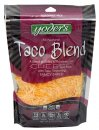 Fancy Taco Shredded Cheese (12/8 OZ)